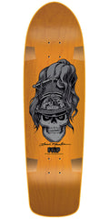 Flip Mountain Brigadier Stain Pro - Orange - 32.75in x 9.5in - Skateboard Deck