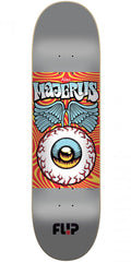 Flip Majerus Ashbury - Grey - 8.25in x 32.31in - Skateboard Deck