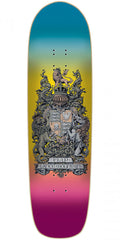 Flip Mountain Crest Poster - Multi - 9.0in x 32.5in - Skateboard Deck