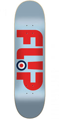 Flip Team Modyssey Logo - Sky - 8.0in x 31.5in - Skateboard Deck