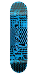 Chocolate Alvarez Modern Chunk - Assorted - 8.25in - Skateboard Deck