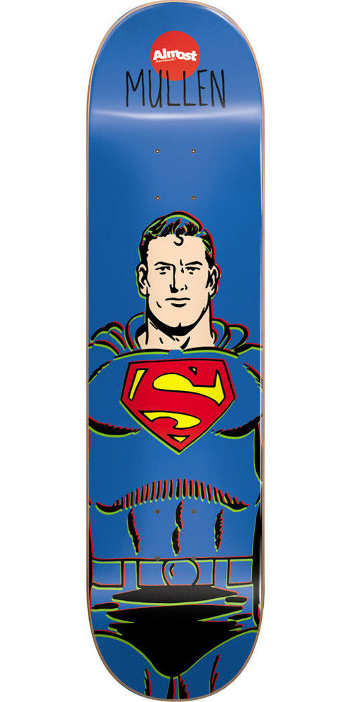 Almost Superman R7 Rodney Mullen - Blue - 8.1 - Skateboard Deck