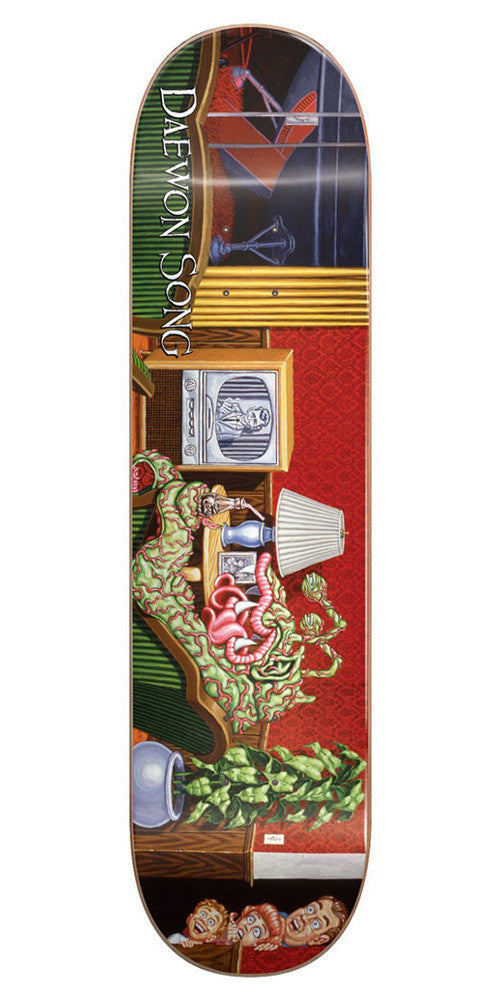 Almost Daewon Song Zone R7 - Multi - 8.0in - Skateboard Deck