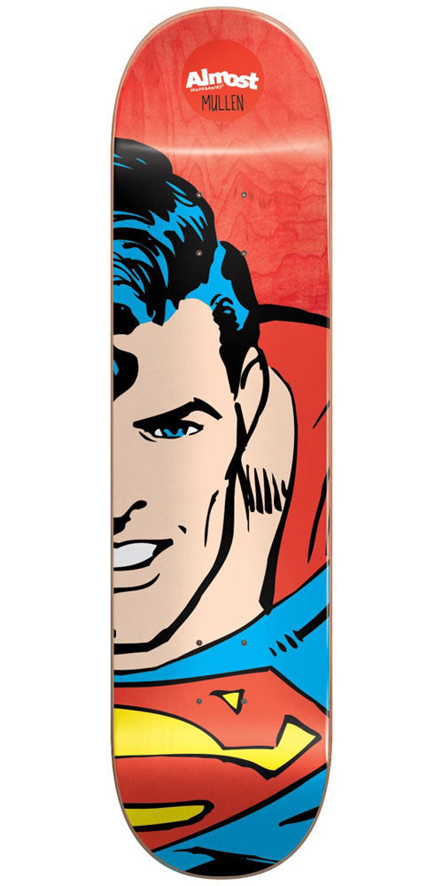 Almost Rodney Superhero Mini R7 - Red - 7.0in - Skateboard Deck