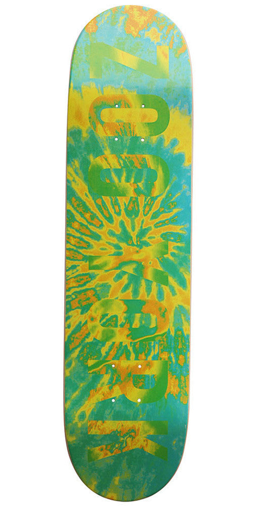 Zoo York A-Delic #3 - Multi - 8.0 - Skateboard Deck