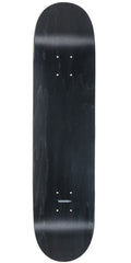 Action Village - Black Stained Blank - 7.5 - Skateboard Deck