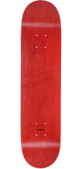 Action Village - Red Stained Blank - 7.5 - Skateboard Deck