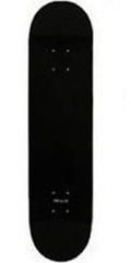 Action Village - Blank Black Dipped - 7.625 - Skateboard Deck