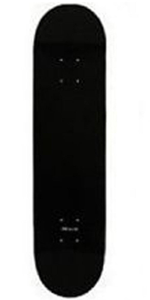 Action Village - Blank Black Dyed - 8.5 - Skateboard Deck