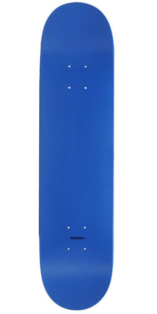 Action Village - Blank Blue Dipped - 7.625 - Skateboard Deck