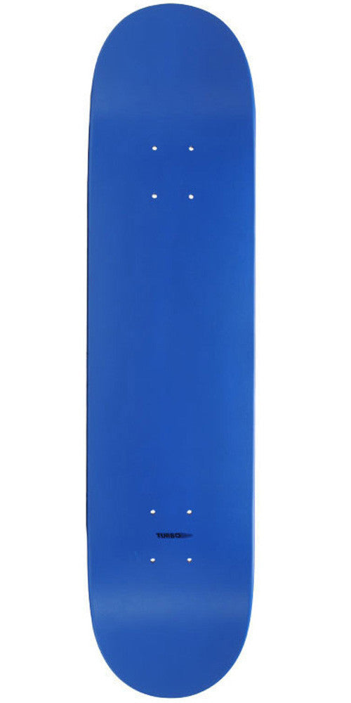 Action Village - Blank Blue Dipped - 8.5 - Skateboard Deck
