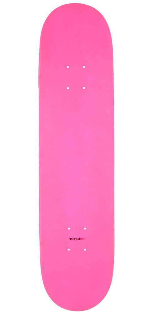 Action Village - Blank Pink Dipped - 7.75 - Skateboard Deck