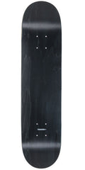 Action Village - Black Stained Blank - 7.625 - Skateboard Deck