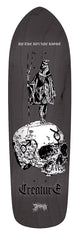 Creature Divine Rights I - Grey - 8.5in x 32.25in - Skateboard Deck