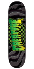 Creature Go Home LG - Black - 31.9in x 8.1in - Skateboard Deck