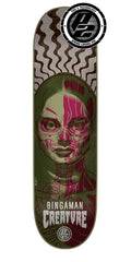 Creature Bingaman Anatomy Pro P2 - Multi - 32.0in x 8.375in - Skateboard Deck