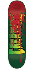 Creature Good Times Pro LG - Green - 31.7in x 8.26in - Skateboard Deck