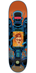 Creature Hitz Life Support Pro - Multi - 8.5in x 32.25in - Skateboard Deck