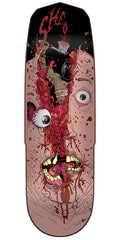 Creature Hitz Shed Head - Multi - 8.96in x 32.5in - Skateboard Deck