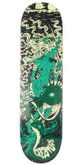Creature SeaHag - Multi - 8.375in x 32.0in - Skateboard Deck