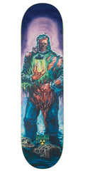 Creature Fallout Everslick - Multi - 8.25in x 32.04in - Skateboard Deck