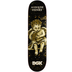 DGK Henry Cherubs - Black - 8.25in - Skateboard Deck