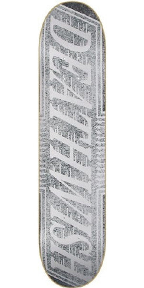 Deathwish Death Kings - Grey - 8.25 - Skateboard Deck