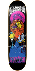 Deathwish Ellington Blacklight - 8.125in - Multi - Skateboard Deck