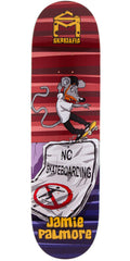 Sk8mafia Palmore SK8 Rat Series - Multi - 8.5in - Skateboard Deck