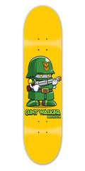 Birdhouse Walker Soldier - Yellow - 8.0 - Skateboard Deck