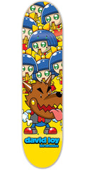 Birdhouse Loy Invasion - Yellow - 8.125 - Skateboard Deck
