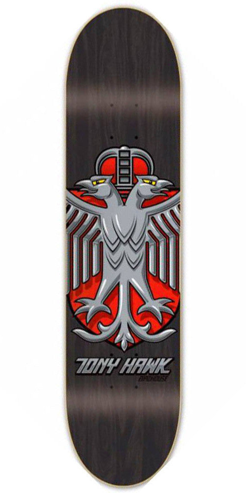 Birdhouse Hawk Eagle Shield - Black - 8.0 - Skateboard Deck