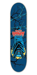 Birdhouse Hawk Bat - Blue - 7.75 - Skateboard Deck
