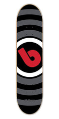 Birdhouse Team Target - Black - 8.0 - Skateboard Deck