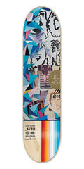 BLVD Acid Drop 38 - Natural - 8.3 - Skateboard Deck