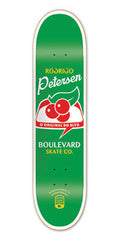 BLVD One Off Petersen - Green - 8.12 - Skateboard Deck