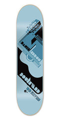 BLVD One Off Lebron - Blue - 8.125 - Skateboard Deck