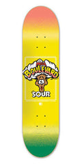 BLVD One Off Team - Yellow - 8.0 - Skateboard Deck