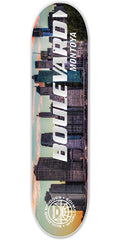 BLVD Montoya Motion - Multi - 8.0in - Skateboard Deck