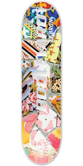 BLVD Lebron Motion - Multi - 8.0in - Skateboard Deck