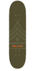 Mini Logo - Green Quartermaster - 7.5 - Skateboard Deck