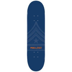 Mini Logo - Navy Quartermaster - 8.25 - Skateboard Deck
