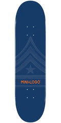 Mini Logo - Navy Quartermaster - 7.88 - Skateboard Deck