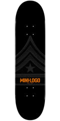 Mini Logo - Black Quartermaster - 7.625 - Skateboard Deck