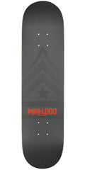 Mini Logo - Grey Quartermaster - 7.88 - Skateboard Deck