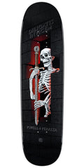 Powell Peralta Funshape Diligatis - Black - 8.4 - Skateboard Deck