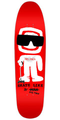 Powell Peralta Funshape Slaom - Red - 8.4 - Skateboard Deck