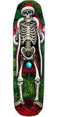 Powell Peralta Holiday 2014 - Green/Red - 8.75in x 32.0in - Skateboard Deck