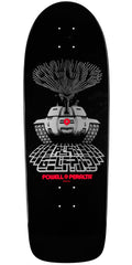 Powell Peralta Alan Gelfand Ollie Tank - Black - 10.0in x 30.0in - Skateboard Deck