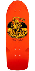 Powell Peralta Bones Brigade Steve Caballero OG Dragon Reissue - Orange - 10.0in x 29.13in - Skateboard Deck